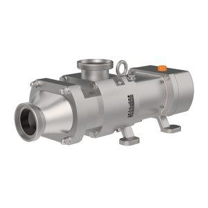 Double screw pumps TS serie