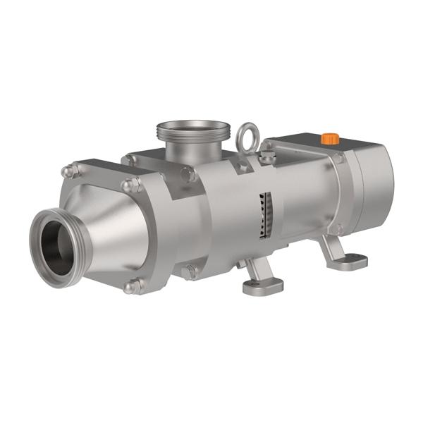 Double screw pumps TS series