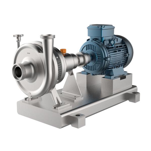 Enkeltraps centrifugaalpompen CSK serie