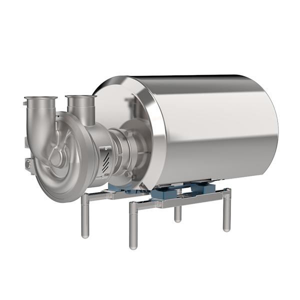 Gecertificeerde centrifugaalpompserie ASH serie