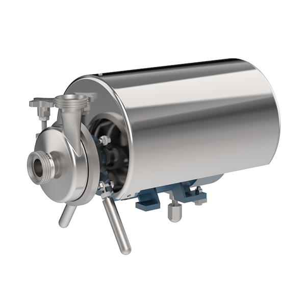 Gewalst stalen centrifugaalpomp serie CL/CLC