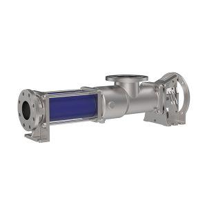 Worm gear pumps MI serie
