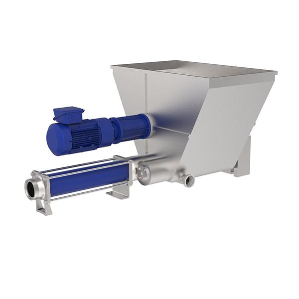 Worm gear pumps MC2CR series