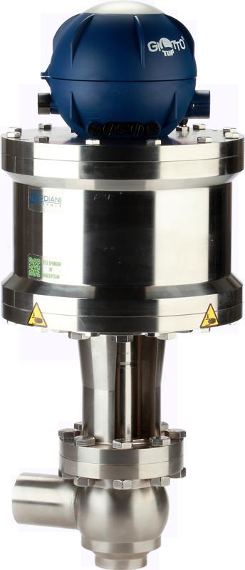 BBZQ High pressure valve Bardiani