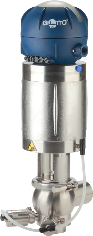 BZAW Mix-proof valve Bardiani